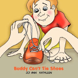 Buddy Can't Tie Shoes Book