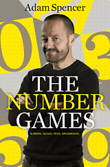 The Number Games book