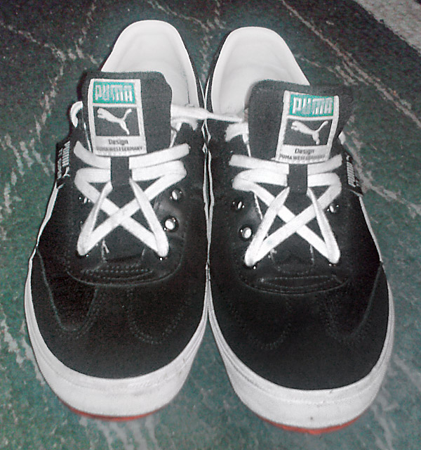 Pentagram Lacing photo